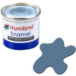 Humbrol 14 ml No. 1 Vernice...