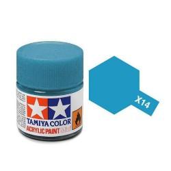 Mini X-14 Sky Blue 10ml Acrylic