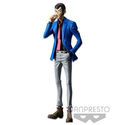 Banpresto MASTER STARS PIECE LUPIN III LUPIN THE 3rd PART. V