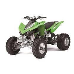 1/12 KAWASAKI KFX 450R ATV (GREEN), Manufacturer: NEW RAY, Part Number: 370051-AD, VPN: 57503-AD, Condition: New by New Ray Toy