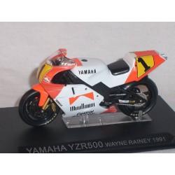 YAMAHA YZR500 YZR 500 WAYNE RAINEY 1991 1/24 ALTAYA BY IXO MODEL MOTOR BIKE SPECIAL OFFER