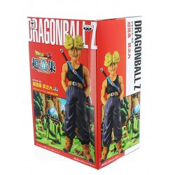 Banpresto Dragon Ball Z Super Saiyan Trunks DXF Figure, Chozousyu Volume 6, 6.7 by Banpresto