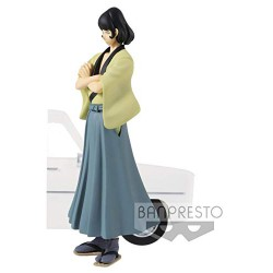 Banpresto- Lupin The Third Statua, Multicolore, 30843