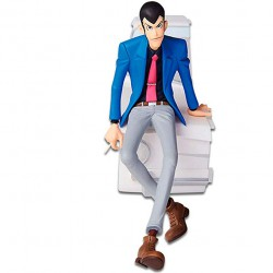 Banpresto – Part5 Creator – Lupin The Third, Multicolore (Bandai 81338)