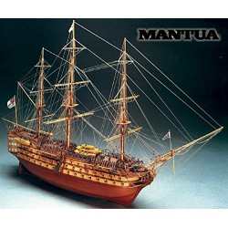 Mantua Model H.M.S. Victory 1:98 Kit Galeone in Legno in kit 1100 mm 776