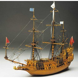 Mantua Model La Couronne 1:98 Kit Galeone in Legno in kit 760mm 778