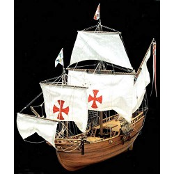 Mantua Model Santa Maria Caravella in Kit Legno da Assemblare 780 mm 775 Made in Italy