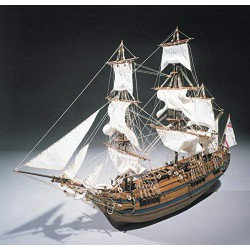 Sergal H.M.S. Bounty Kit Galeone in Legno 1:60 Brigantino Inglese 810 mm 785 Made in Italy