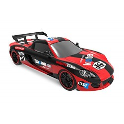 AUTO CORSA RC 1860 TELECOMANDATA DARDORACING SUPER HIGH SPEED SCALA 1:10