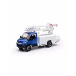 New Ray- Iveco Daily, Multicolore, 3.NR15873I