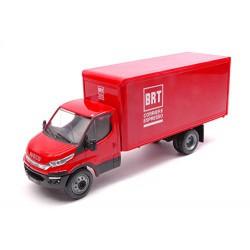 IVECO DAILY CENTINATO BRT 1:36 - New Ray - Camion - Die Cast - Modellino