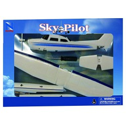NEWRAY 20655 - Sky Pilot Scala 1:42, Cessna 172 Skyhawk with Float Model Kit