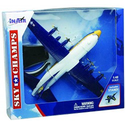 NEWRAY 20713 - Sky Pilot Scala 1:48, Blue Angel