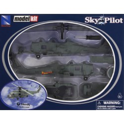 Newray 25585 - Sky Pilot Model Kit Sikorsky SH-60 Sea Hawk, Scala 1:60
