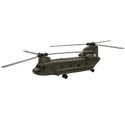 Newray 25795 - Sky Pilot Model Kit, Boeing Ch-47 Chinock , Scala 1:55