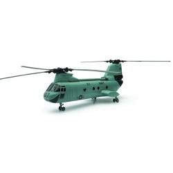 Newray 25813 - Skypilot Boeing CH-46 Sea Knight- Navy , Scala 1:55, Die Cast