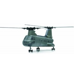 Newray 25895 - Sky Pilot Model Kit Boeing Ch-64 Sea Knight Marine, Scale 1:55