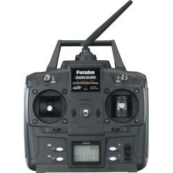 Futaba 3 Gr Radiocomando 3 Canali 2,4 Ghz Fasst con Ricevente 2,4 Ghz