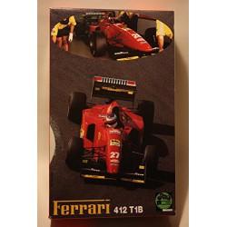 Protar Ferrari 412 T1b Rare Kit Di Montaggio Scala 1:24