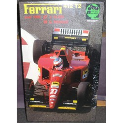 Protar Ferrari 412 T2 Rare Kit Di Montaggio Scala 1:24