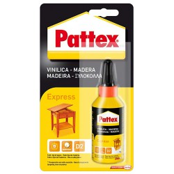 Pattex 1419308 Vinilica Express, 75 g