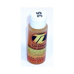 Silicone Shock Oil, 35 Wt, 2 Oz by Team Losi