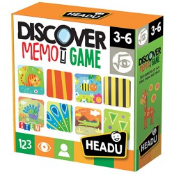 Headu – Gioco Puzzle, it20713, Multicolore