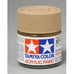 Tamiya XF59 Desert Yellow Giallo Deserto