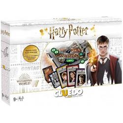 Gioco da Tavolo Cluedo Harry Potter Edizione da Collezione
