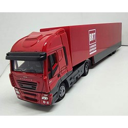 NEW RAY NY46753 Iveco Stralis scal 1 87 Modellino DIE CAST MODEL