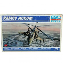 Esci Kit Elicottero Kamov Hokum Scala 1 72 Art 9073 Rare Kit