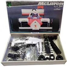Protar MCLaren Malrboro MP4-2c Wc 1986 Alain Prost Tag Turbo Rare Kit 1:12 MOD.208