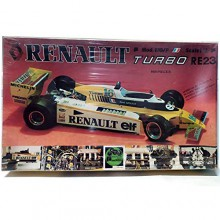 Jets Protar Renault Turbo RE23 Turbo Rare Kit Scala 1 12  MOD. 170-P