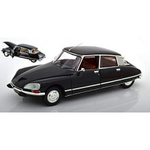 Modellino Auto CITROEN DS 23 PALLAS 1972 Nero Scala 1 18 Norev