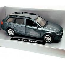 Modellino Auto Audi A4 Avant  Scala 1 32 Welly