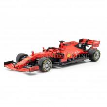 Modellino Ferrari F1 Charles Leclerc GP 2019