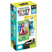 Giochi Educativi Flashcards Storytelling Headu MU23745