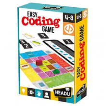 Gioco Educativo Headu Easy Coding Game MU25411
