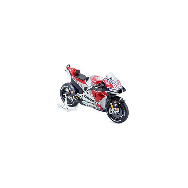 Modellino Moto Ducati Dovizioso Maisto 2018