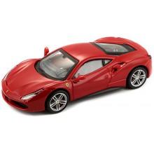 Modellellino Auto Ferrari 488 GTB Scala 1 43 B18-36904 488