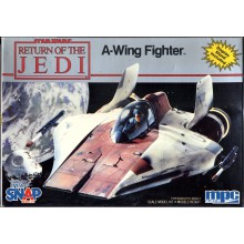 Star Wars Ertl Wing fighter Kit it's a Sanp Model Kit MT