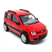 Modellino Auto NewRay Fiat Panda 4x4 2006 Colore Rosso Scala 1 43
