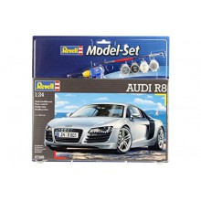 Revell Auto R8 1 24 Plastic Model Kit